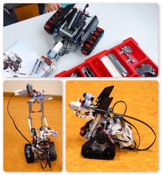 Pluskurs Robotik